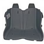 Seat (gray) w/ Black Headrests  #29 & #30 Included