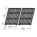 GRID,19X25 CAST IRON SET/2 66662