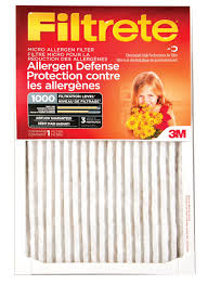 Filtrete Filter  9801DC-6C Micro Allergen 1000 MPR 16x25x1  Red, 6 Pack