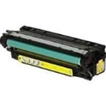 HP 252A Yellow  Compatible Toner  Cartridge CE252A