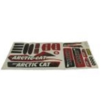 Label Sheet for Arctic Cat