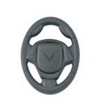 Steering Wheel w/Cover (black) Discontinued