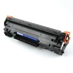 HP Compatible 83A Black Toner Cartridge CF283A