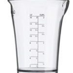 16-ounce Mixing/Measuring Beaker CSB-77MC