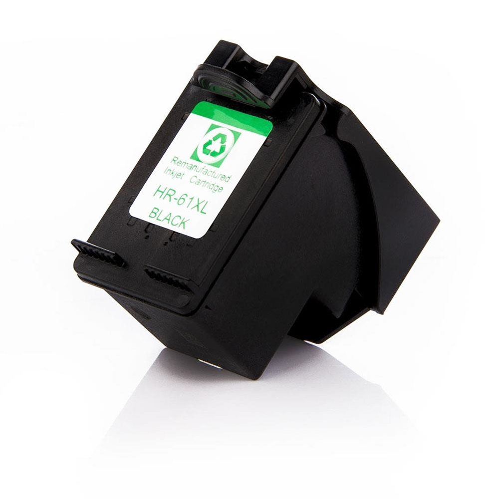 Remanufactured HP-61XL CH563WN Black Ink Cartridge High Yield