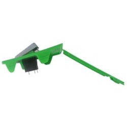 Footboard Assembly (green)